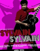 Crítica del concierto de Sylvain Sylvain & The Trash Cowboys + The Black Halos en Sala Monasterio 2 (Barcelona) el 15 de Abril de 2016